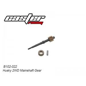 B102-022 Husky 2WD Mainshaft Gear