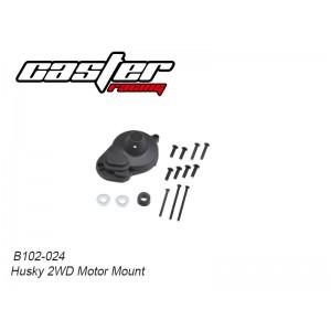 B102-024 Husky 2WD Motor mount