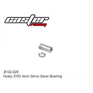 B102-029 Husky 2WD Alum Servo Saver Bushing