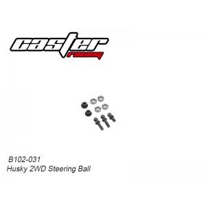 B102-031 Husky 2WD Steering Ball