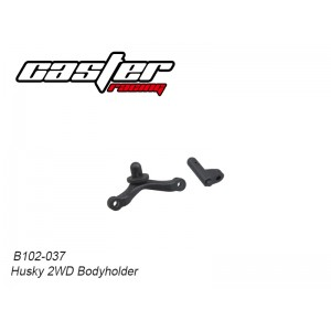 B102-037 Husky 2WD Bodyholder