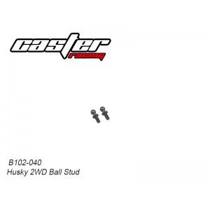B102-040 Husky 2WD Ball Stud