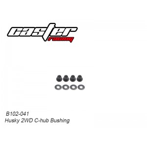 B102-041 Husky 2WD C-hub Bushing