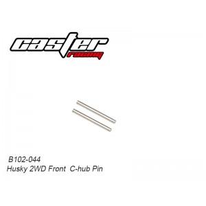B102-044 Husky 2WD Front C-hub Pin