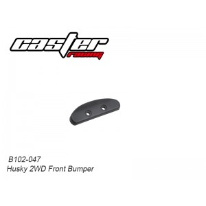 B102-047 Husky 2WD Front Bumper