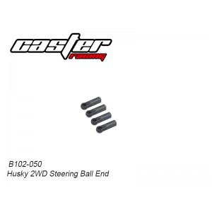 B102-050 Husky 2WD Steering Ball End.