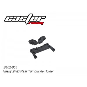 B102-053 Husky 2WD Rear Turnbuckle Holder