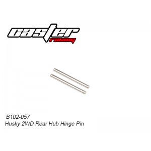 B102-057 Husky 2WD Rear Hub Hinge Pin
