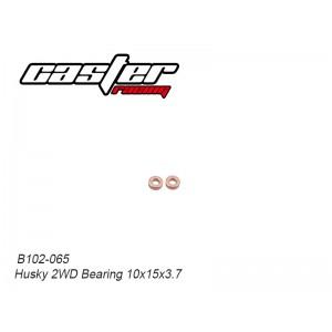 B102-065 Husky 2WD Bearing 10*15*3.7