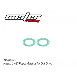 B102-070 Husky 2WD Paper Gasket for Diff Drive