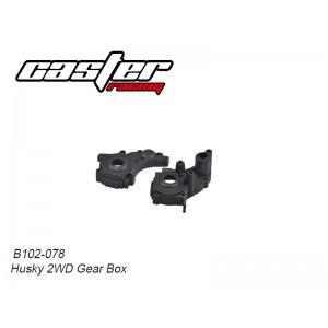 B102-078 Husky 2WD Gear Box