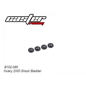 B102-095 Husky 2WD Shock Bladder