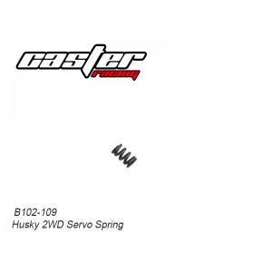 B102-109 Husky 2WD Servo Saver Spring