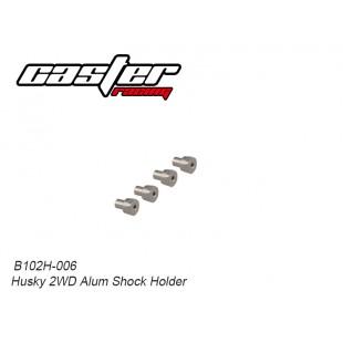 B102H-006 Husky 2WD Alum Shock Holder