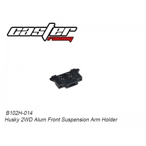 B102H-014 Husky 2WD Alum Front Suspension Arm Holder