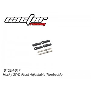 B102H-017 Husky 2WD Front Adjustable Turnbuckle