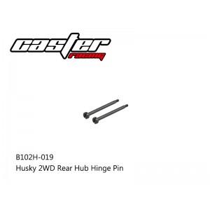 B102H-019 Husky 2WD Rear Hub Hinge Pin