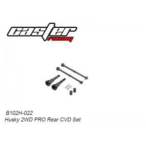 B102H-022 Husky 2WD PRO Rear CVD Set