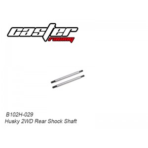 B102H-029 Husky 2WD Rear Shock Shaft