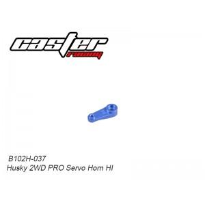 B102H-037 Husky 2WD PRO Servo Horn HI