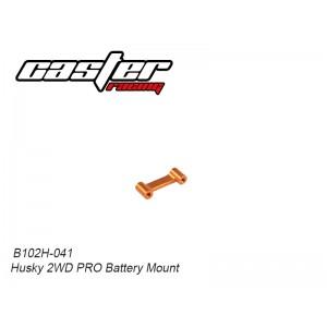 B102H-041 Husky 2WD PRO Battery Mount