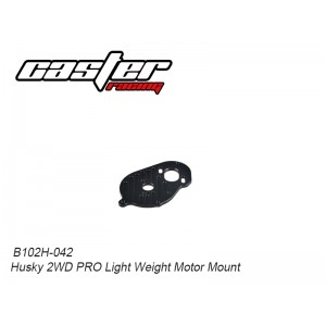 B102H-042 Husky 2WD PRO Light Weight Motor Mount