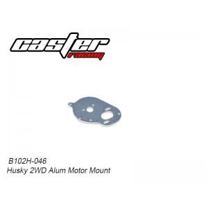 B102H-046 Husky 2WD Alum Motor Mount