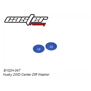 B102H-047 Husky 2WD Center diff Washer