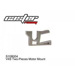 S10B004  V4S Two-Pieces Motor Mount