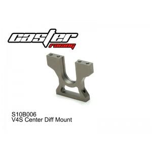 S10B006  V4S Center Diff Mount