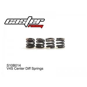 S10B014  V4S Center Diff Springs