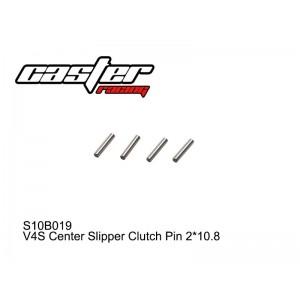 S10B019  V4S Center Slipper Clutch Pin 2x10.8