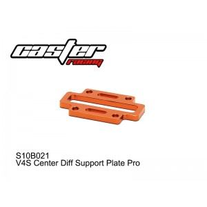 S10B021  V4S Center Diff Support Plate Pro