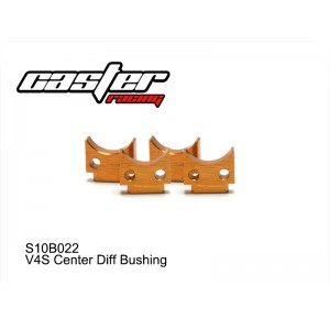S10B022  V4S Center Diff Bushing