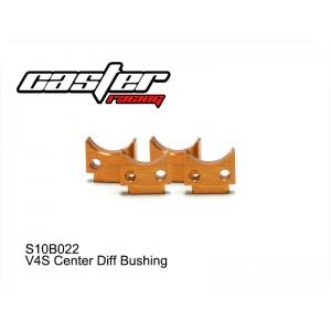 S10B022  V4S Center Diff Bushing
