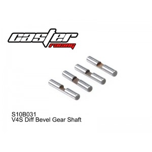 S10B031  V4S Diff Bevel Gear Shaft