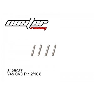 S10B037  V4S CVD Pin 2x10.8