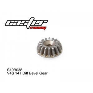 S10B038  V4S 16T Diff Bevel Gear
