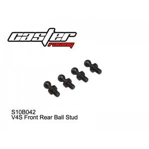 S10B042  V4S Front Rear Ball Stud