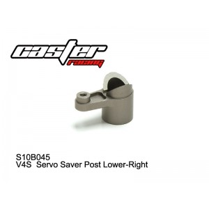 S10B045  V4S  Servo Saver Post Upper-Right