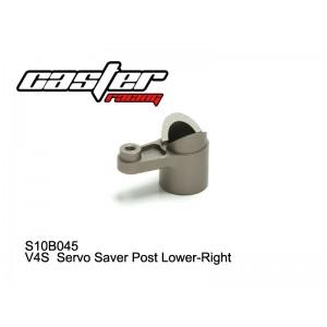 S10B045  V4S  Servo Saver Post Upper-Right