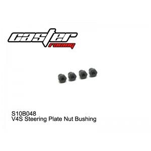S10B048  V4S Steering Plate Nut Bushing