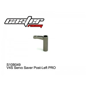 S10B049  V4S Servo Saver Post-Left Pro