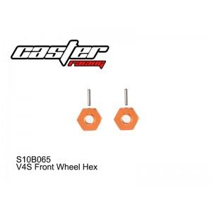 S10B065  V4S Front Wheel Hex