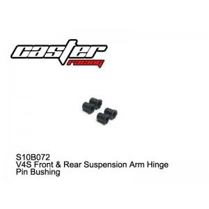 S10B072  V4S Front & Rear Suspension Arm Hinge Pin Bushing