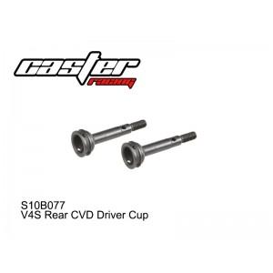 S10B077  V4S Rear CVD Driver Cup