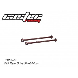 S10B078  V4S Rear Drive Shaft