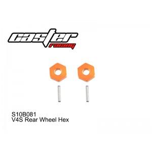 S10B081  V4S Rear Wheel Hex