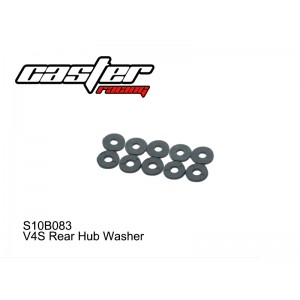 S10B083  V4S Rear Hub Washer
