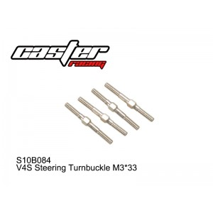 S10B084  V4S Steering Turnbuckle  M3x33
